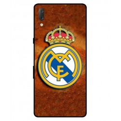 Durable Real Madrid Cover For Sony Xperia L3