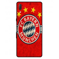 Durable Bayern De Munich Cover For Sony Xperia L3