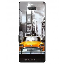 Durable New York Cover For Sony Xperia 10 Plus