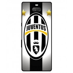 Durable Juventus Cover For Sony Xperia 10 Plus