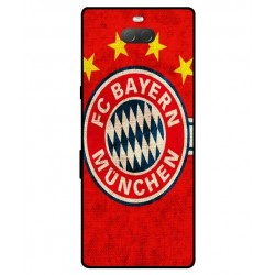 Durable Bayern De Munich Cover For Sony Xperia 10 Plus