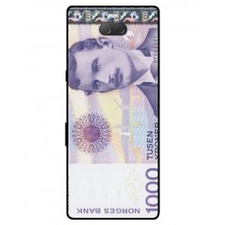 1000 Norwegian Kroner Note Cover For Sony Xperia 10 Plus