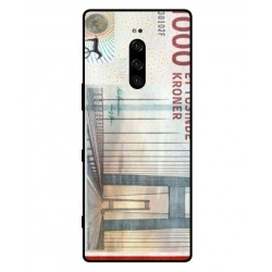 1000 Danish Kroner Note Cover For Sony Xperia 1