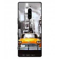 Durable New York Cover For Sony Xperia 1