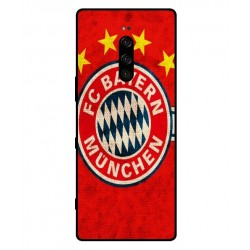 Durable Bayern De Munich Cover For Sony Xperia 1