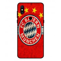 Durable Bayern De Munich Cover For Xiaomi Mi Mix 3 5G