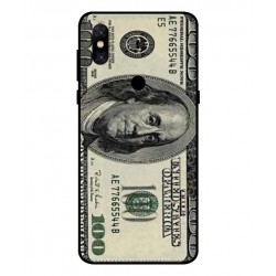 Coque De Protection Billet de 100 Dollars Pour Xiaomi Mi Mix 3 5G