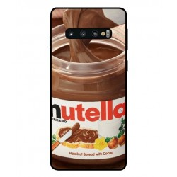 Durable Nutella Cover For Samsung Galaxy S10