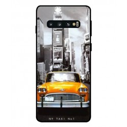 Durable New York Cover For Samsung Galaxy S10