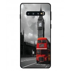 Durable London Cover For Samsung Galaxy S10