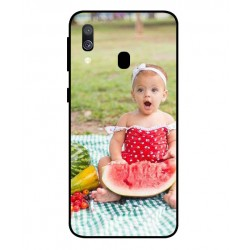Customized Cover For Samsung Galaxy A40