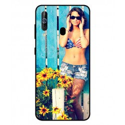 Customized Cover For Samsung Galaxy A60