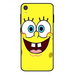 Durable SpongeBob Cover For Asus ZenFone Live L2