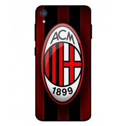 Durable AC Milan Cover For Asus ZenFone Live L2