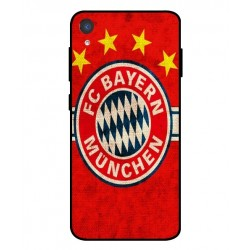 Durable Bayern De Munich Cover For Asus ZenFone Live L2