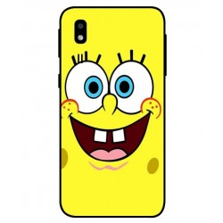 Durable SpongeBob Cover For Samsung Galaxy A2 Core