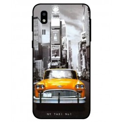 Durable New York Cover For Samsung Galaxy A2 Core