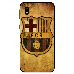 Durable FC Barcelona Cover For Samsung Galaxy A2 Core