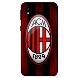 Durable AC Milan Cover For Samsung Galaxy A2 Core