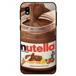 Durable Nutella Cover For Samsung Galaxy A2 Core