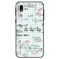 Durable Mathematics Cover For Samsung Galaxy A2 Core