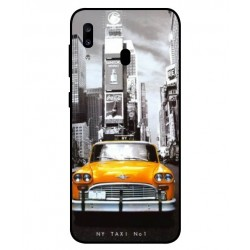 Durable New York Cover For Samsung Galaxy A20