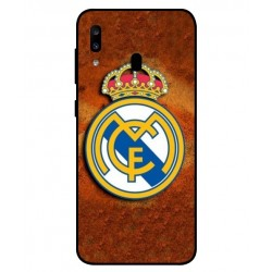 Durable Real Madrid Cover For Samsung Galaxy A20