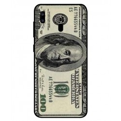 Durable 100 Dollar Note Cover For Samsung Galaxy A20