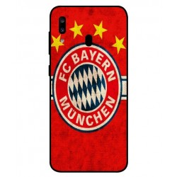 Durable Bayern De Munich Cover For Samsung Galaxy A20
