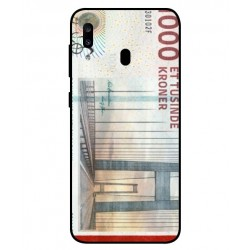 1000 Danish Kroner Note Cover For Samsung Galaxy A20
