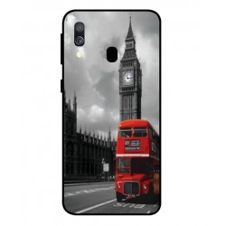 Durable London Cover For Samsung Galaxy A40