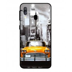 Durable New York Cover For Samsung Galaxy A40