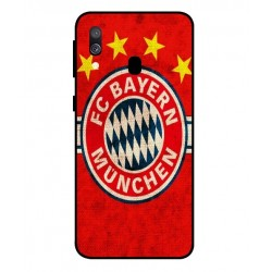 Durable Bayern De Munich Cover For Samsung Galaxy A40