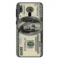 Durable 100 Dollar Note Cover For Samsung Galaxy A40