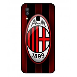 Durable AC Milan Cover For Samsung Galaxy A40