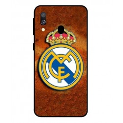 Durable Real Madrid Cover For Samsung Galaxy A40