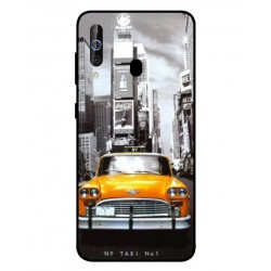 Durable New York Cover For Samsung Galaxy A60