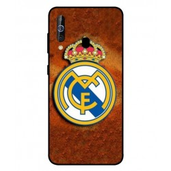 Durable Real Madrid Cover For Samsung Galaxy A60