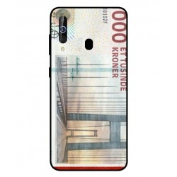 1000 Danish Kroner Note Cover For Samsung Galaxy A60