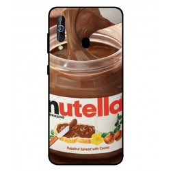 Durable Nutella Cover For Samsung Galaxy A60