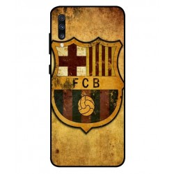 Durable FC Barcelona Cover For Samsung Galaxy A70