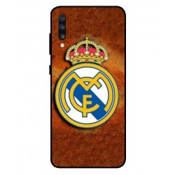 Durable Real Madrid Cover For Samsung Galaxy A70