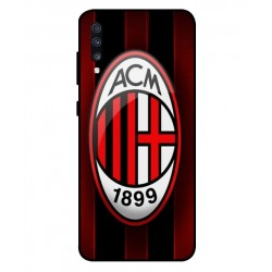 Durable AC Milan Cover For Samsung Galaxy A70