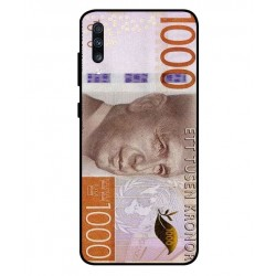 Durable 1000Kr Sweden Note Cover For Samsung Galaxy A70