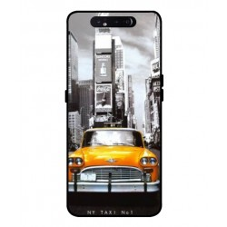 Durable New York Cover For Samsung Galaxy A80