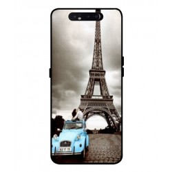 Durable Paris Eiffel Tower Cover For Samsung Galaxy A80