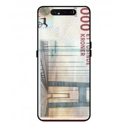 1000 Danish Kroner Note Cover For Samsung Galaxy A80