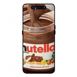 Durable Nutella Cover For Samsung Galaxy A80