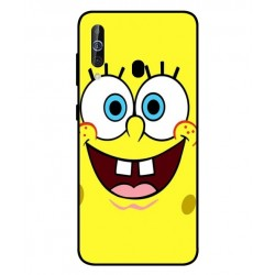 Durable SpongeBob Cover For Samsung Galaxy M40