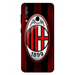 Durable AC Milan Cover For Samsung Galaxy M40